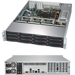 Supermicro - SuperStorage SSG-5029P-E1CTR12L