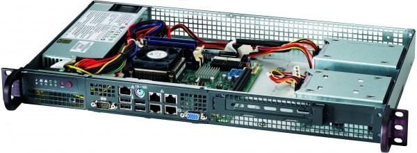 sc505 203b 1u chassis products super micro puter inc