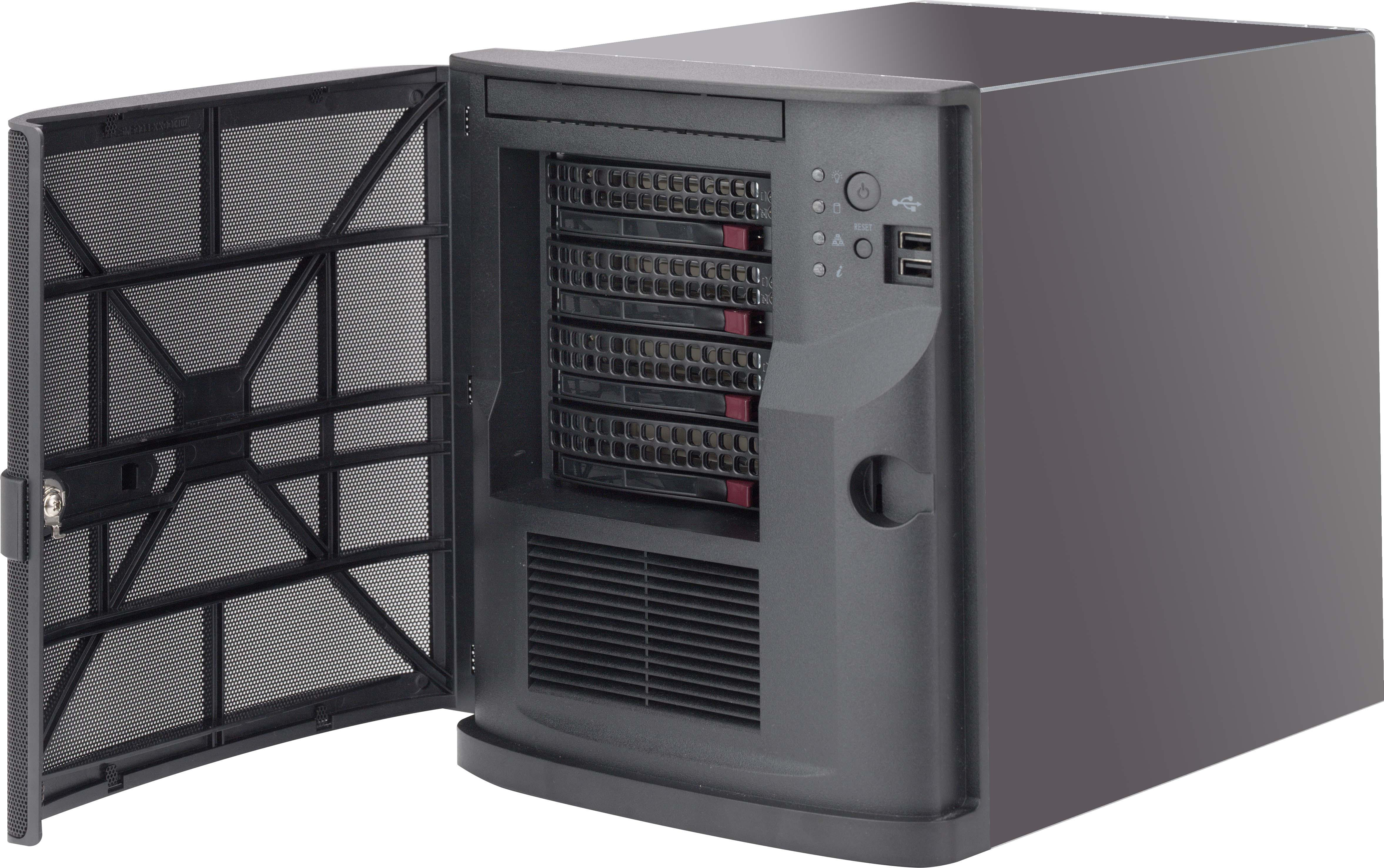 Sc721tq 250b Mini Tower Chassis Products Super