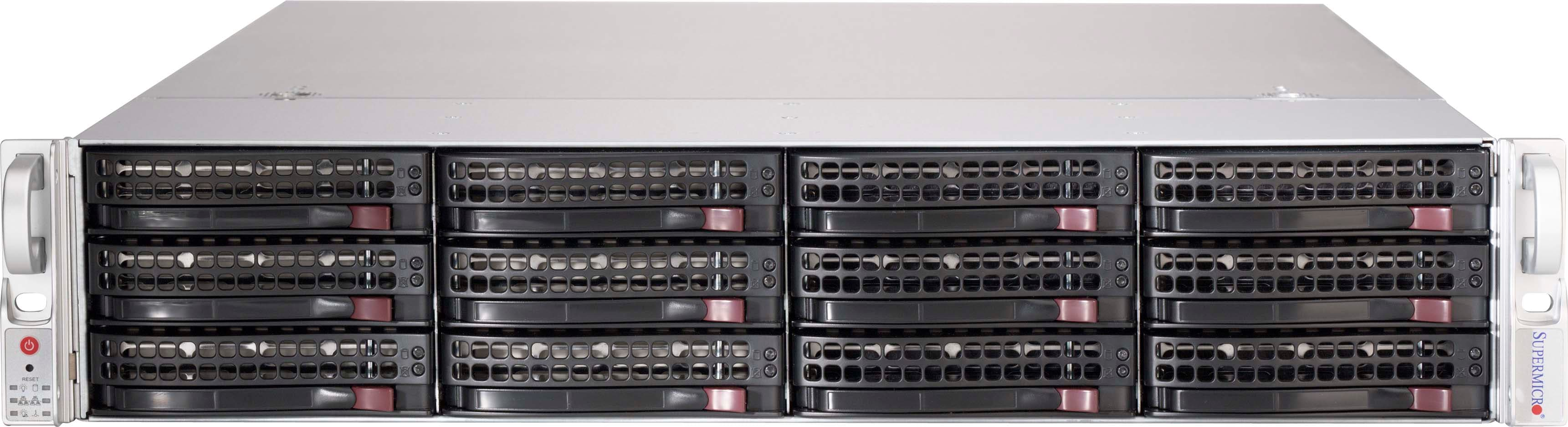 Sc826be2c R741jbod 2u Chassis Products Super Micro