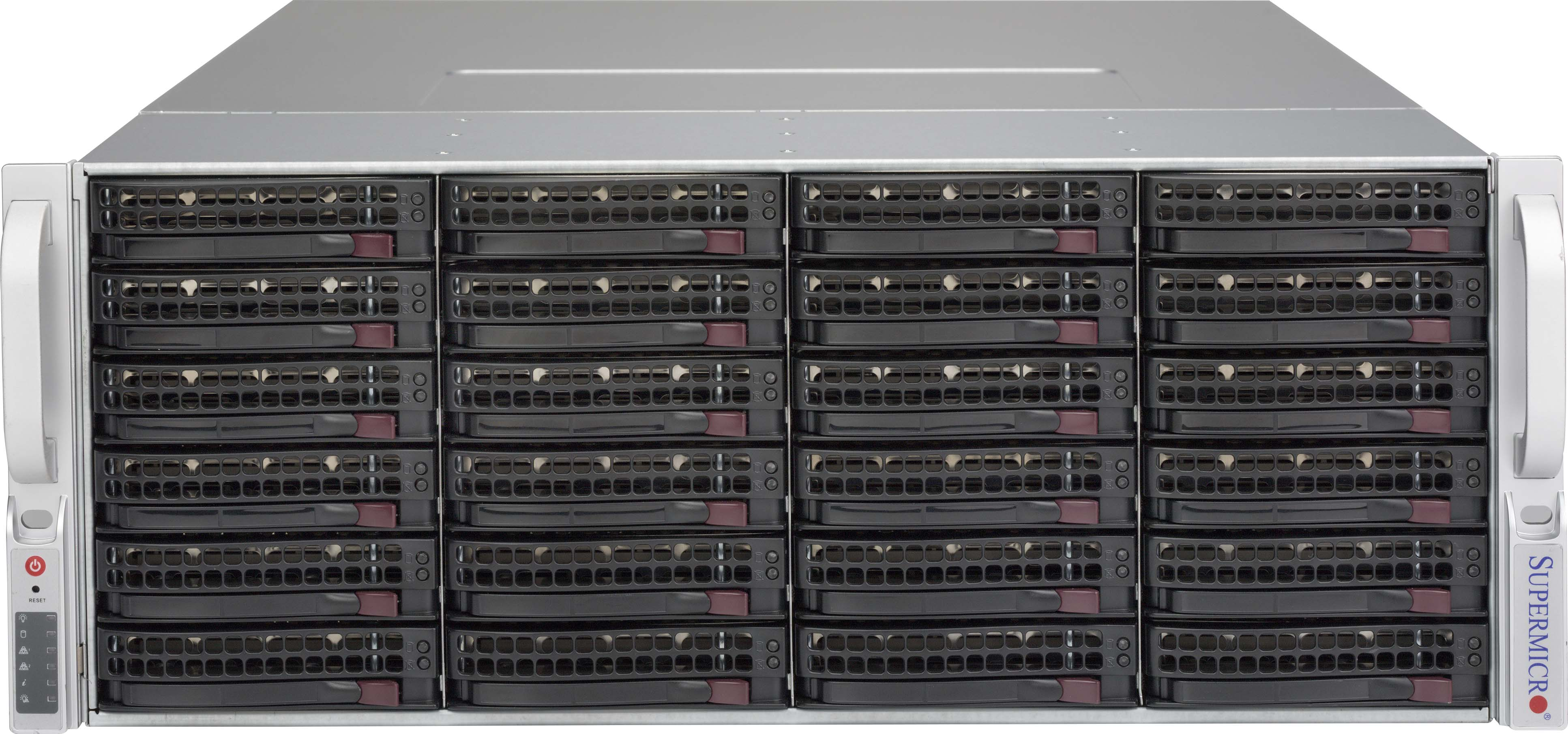 Sc847a R1400lpb 4u Chassis Products Super Micro
