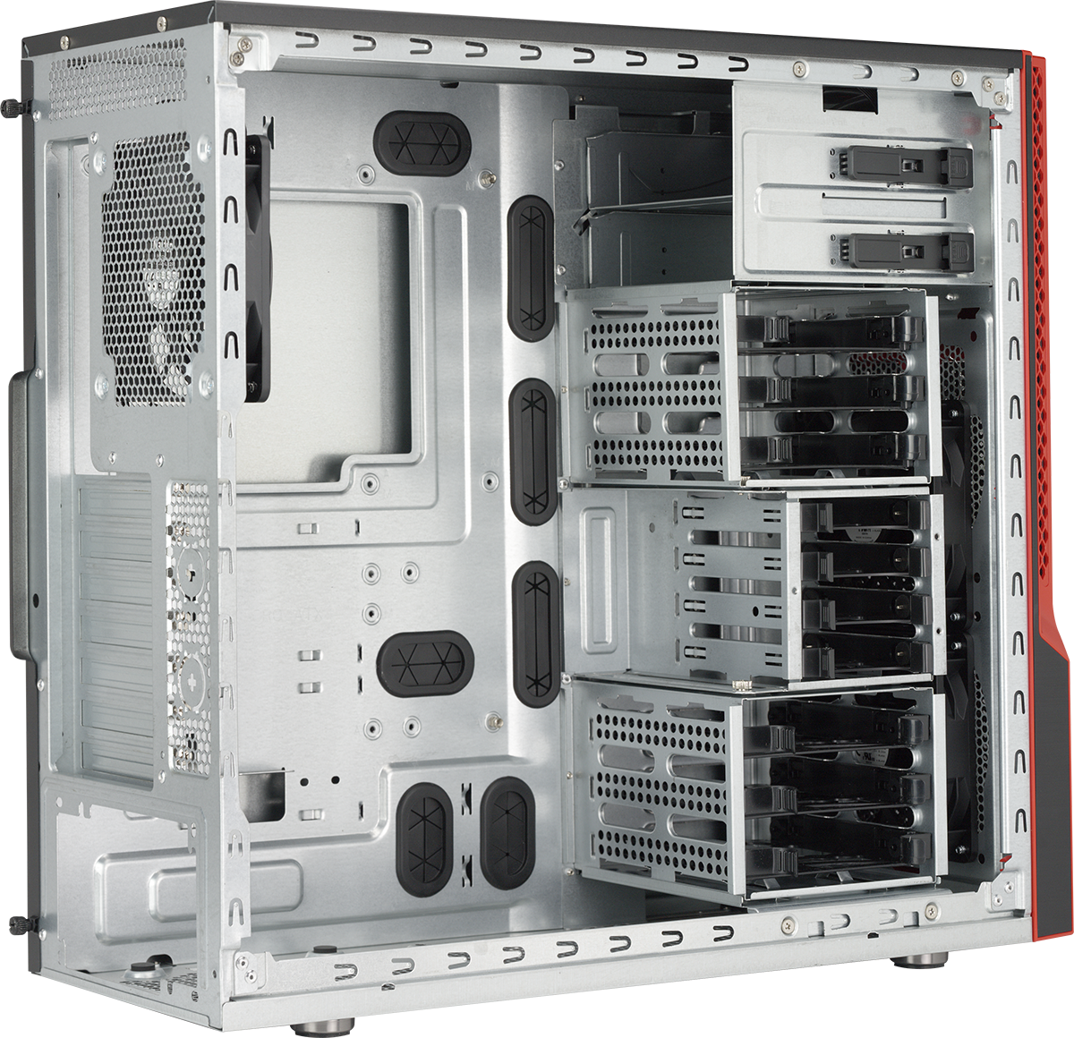 SCGS50-000R | Mid-tower | Chassis | Products | Super Micro