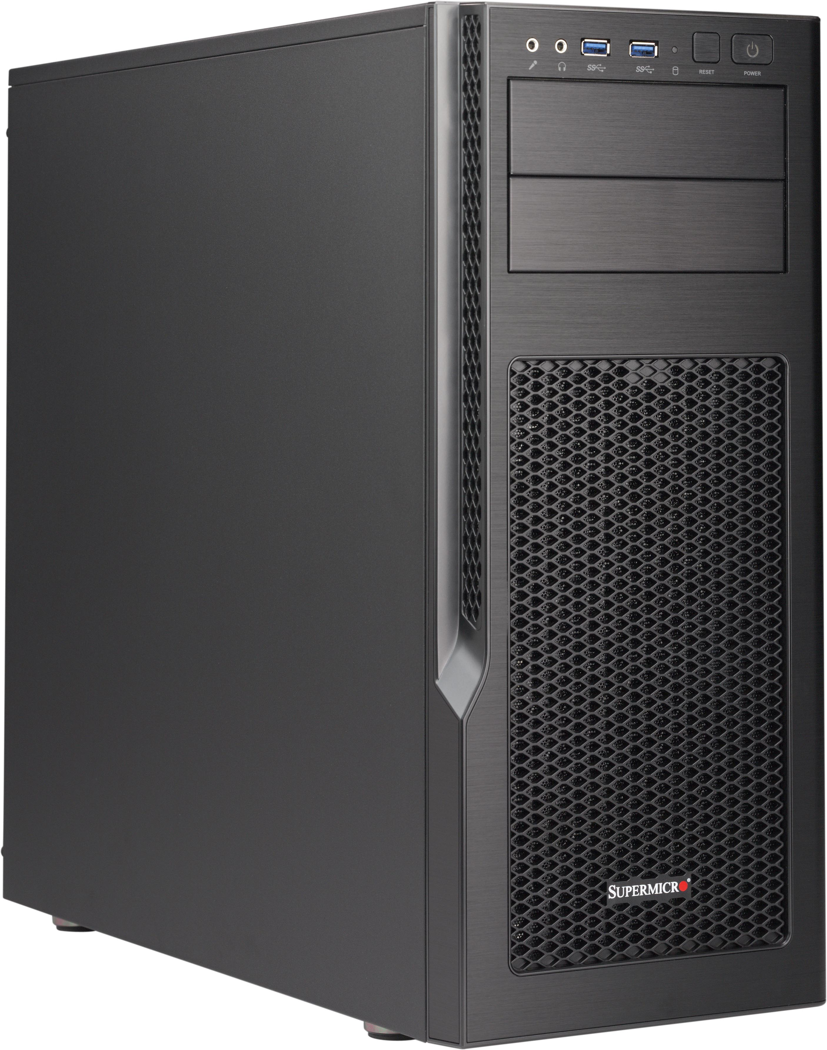 SCGS5A-754K | Mid-tower | Chassis | Products | Super Micro