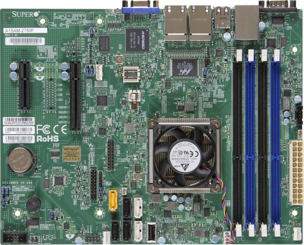 Supermicro Motherboard Xeon Boards A1SAM-2750F