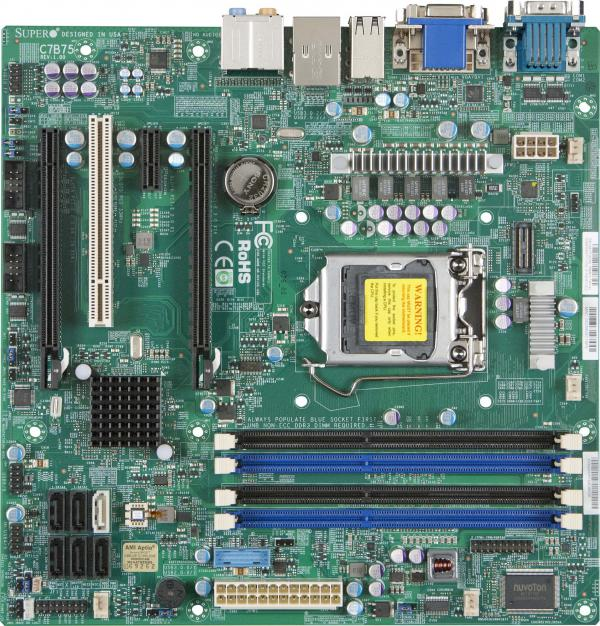 c7b75 | Motherboards | Products | Super Micro Computer, Inc