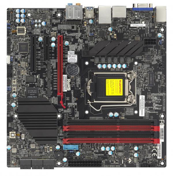 Supermicro Motherboard Xeon Boards C7Z97-MF