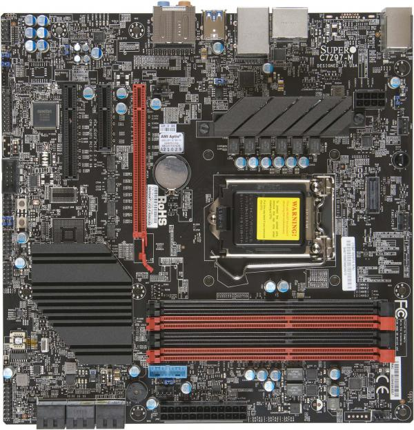 Supermicro Motherboard Xeon Boards C7Z97-M