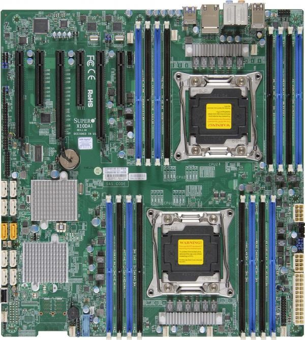 Supermicro Motherboard Xeon Boards X10DAC
