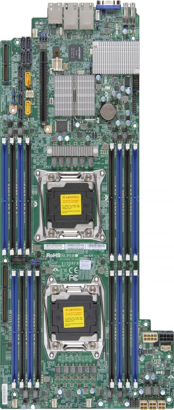 Supermicro Motherboard Xeon Boards X10DRFR-T