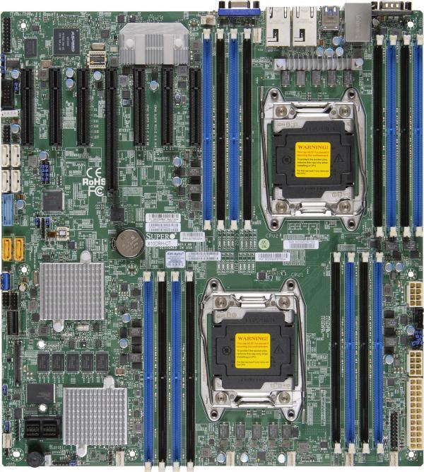Supermicro Motherboard Xeon Boards x10drh-c