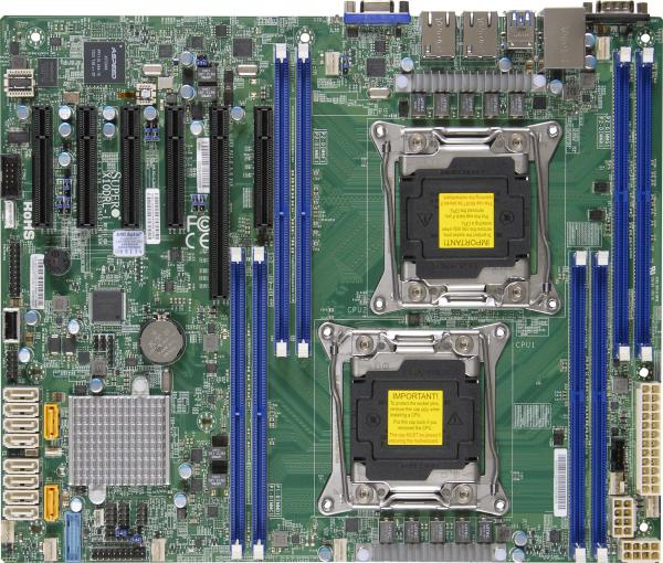 Supermicro Motherboard Xeon Boards X10DRL-i