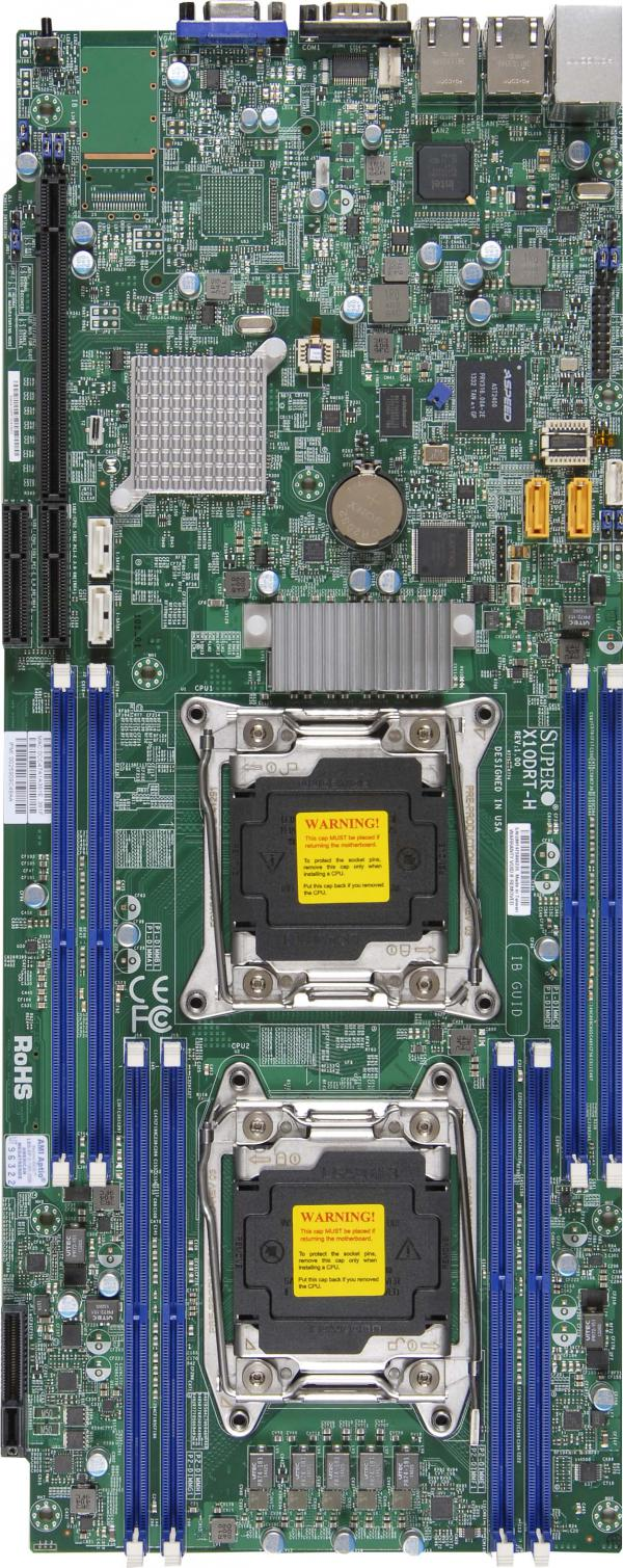 Supermicro Motherboard Xeon Boards X10DRT-H
