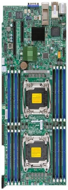 Supermicro Motherboard Xeon Boards X10DRT-PIBF