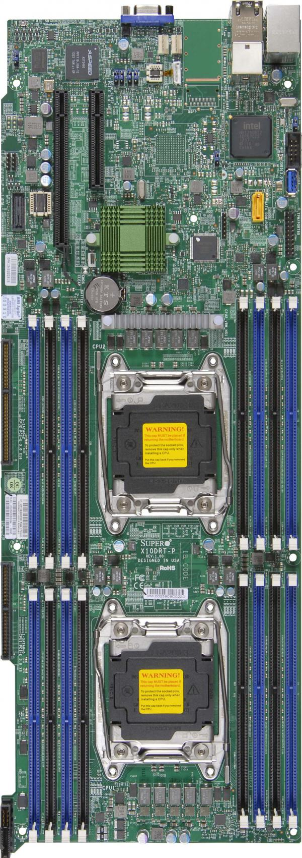 Supermicro Motherboard Xeon Boards X10DRT-PT