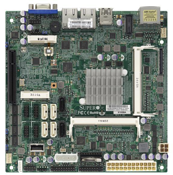 Supermicro Motherboard Xeon Boards x10sba