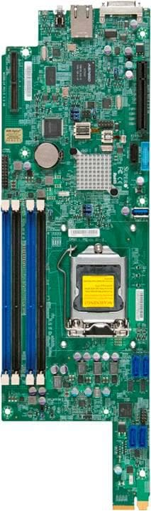 Supermicro Motherboard Xeon Boards X10SLD-F