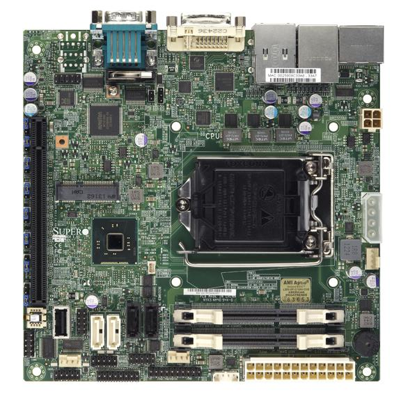 Supermicro Motherboard Xeon Boards x10slv-q