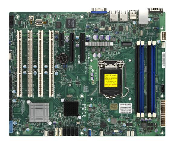 Supermicro Motherboard Xeon Boards X10SLX-F