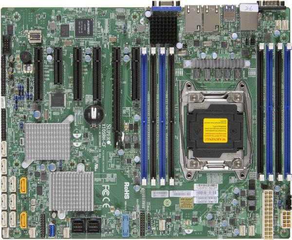 Supermicro Motherboard Xeon Boards X10SRH-CF