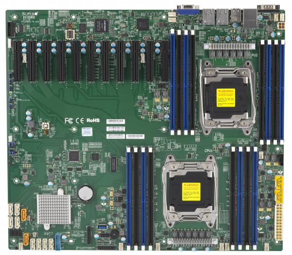 Supermicro Motherboard Xeon Boards x10drx