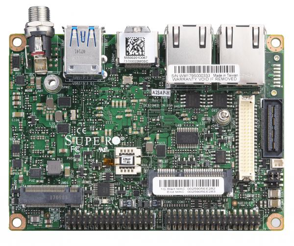Supermicro Motherboard Xeon Boards A2SAP-H