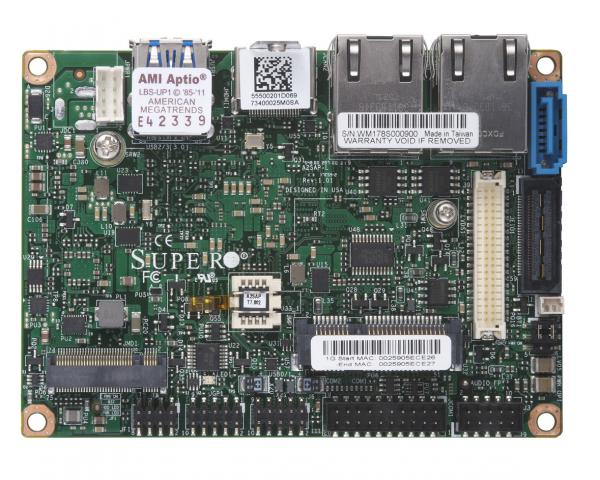 Supermicro Motherboard Xeon Boards A2SAP-L
