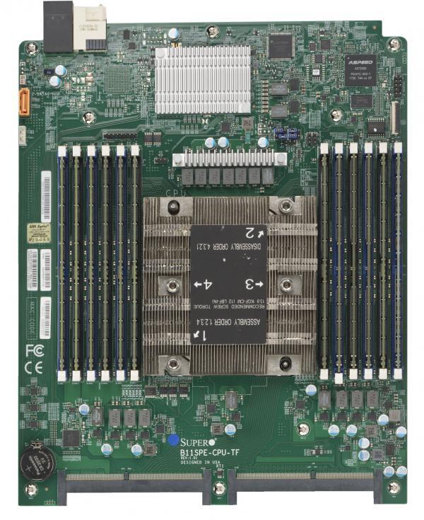 Supermicro Motherboard Xeon Boards B11SPE-CPU-TF