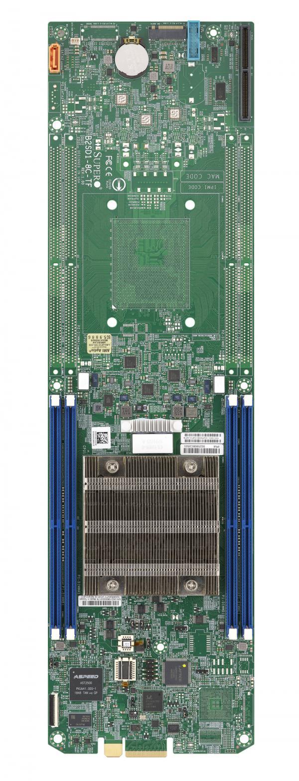Supermicro Motherboard Xeon Boards B2SD1-8C-TF