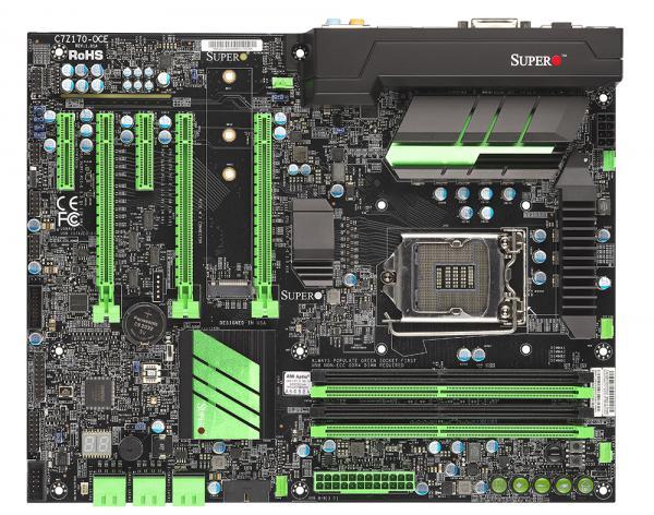 Supermicro Motherboard Xeon Boards C7Z170-OCE