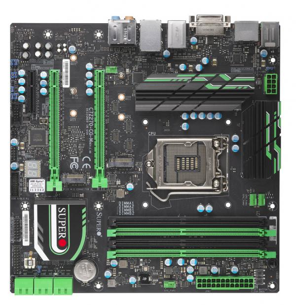 Supermicro Motherboard Xeon Boards C7Z270-CG-M