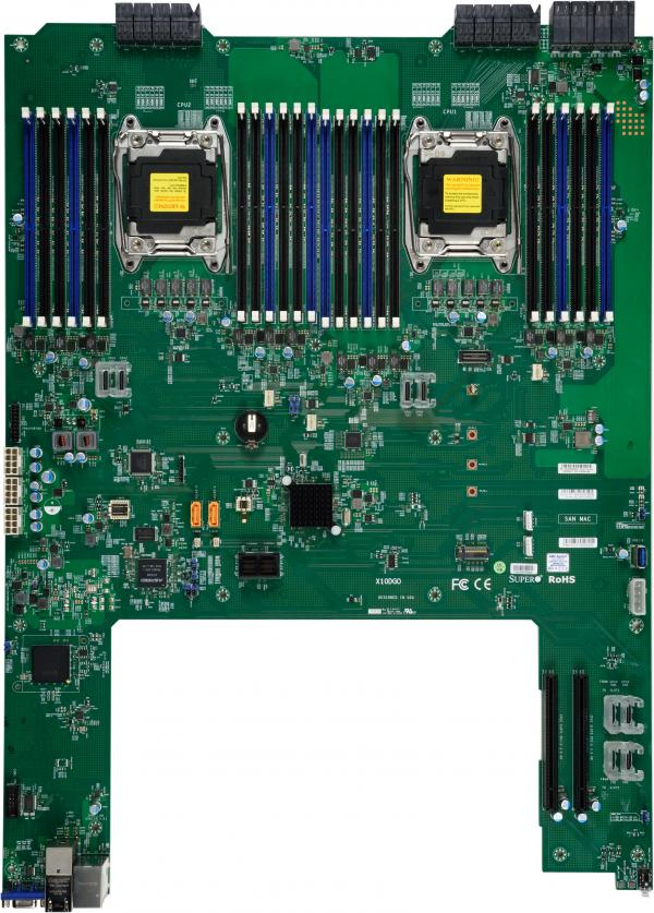 Supermicro Motherboard Xeon Boards X10DGO-T