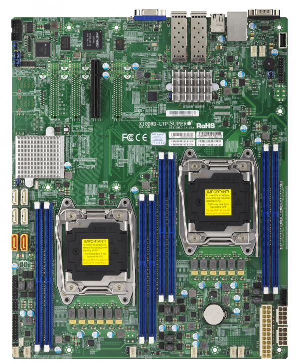 Supermicro Motherboard Xeon Boards X10DRD-LTP