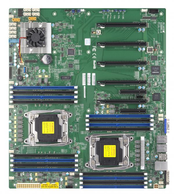 Supermicro Motherboard Xeon Boards X10DRG-Q