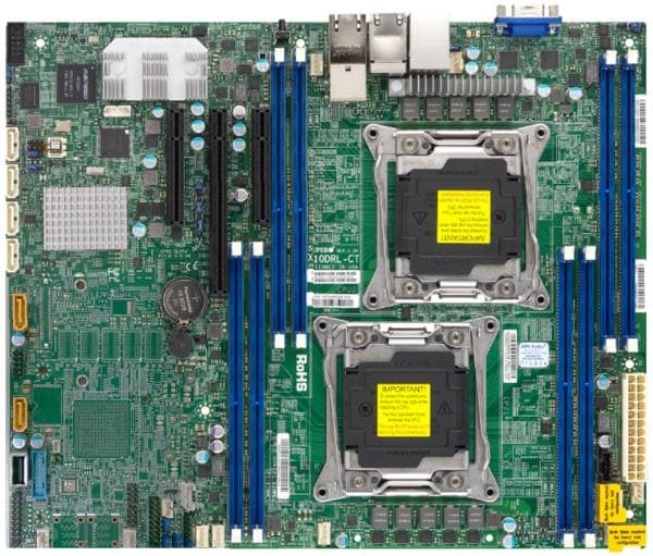 Supermicro Motherboard Xeon Boards X10DRL-iT
