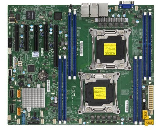 Supermicro Motherboard Xeon Boards X10DRL-LN4