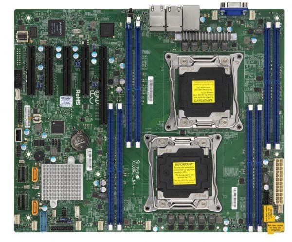 Supermicro Motherboard Xeon Boards X10DRL-LN4