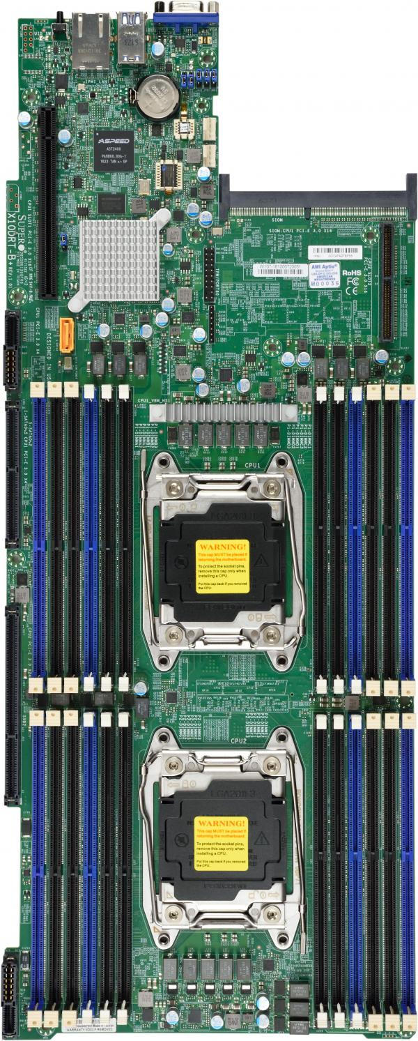 Supermicro Motherboard Xeon Boards X10DRT-B+