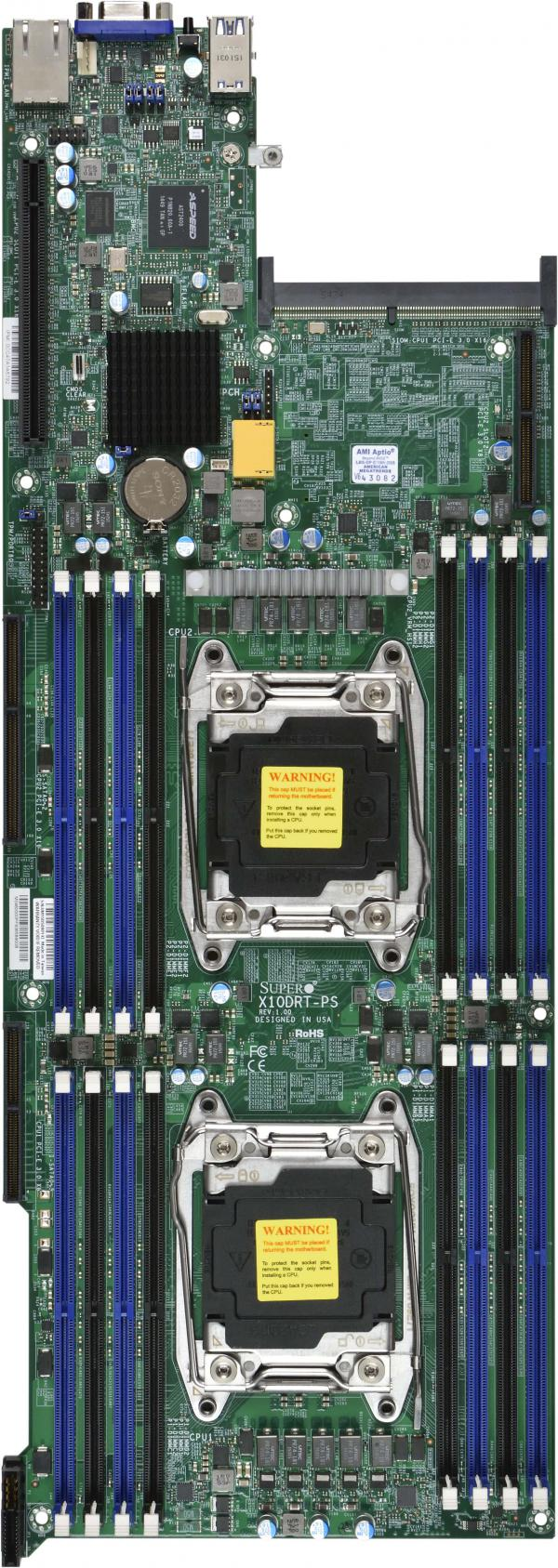 Supermicro Motherboard Xeon Boards X10DRT-PS