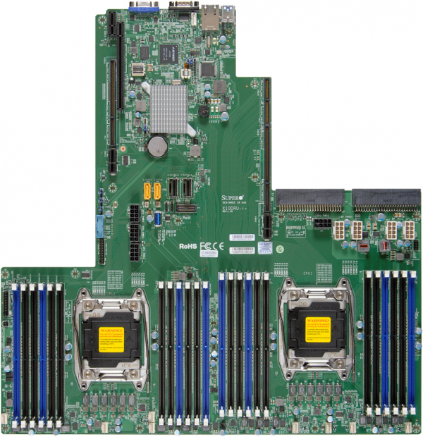 Supermicro Motherboard Xeon Boards X10DRU-i+