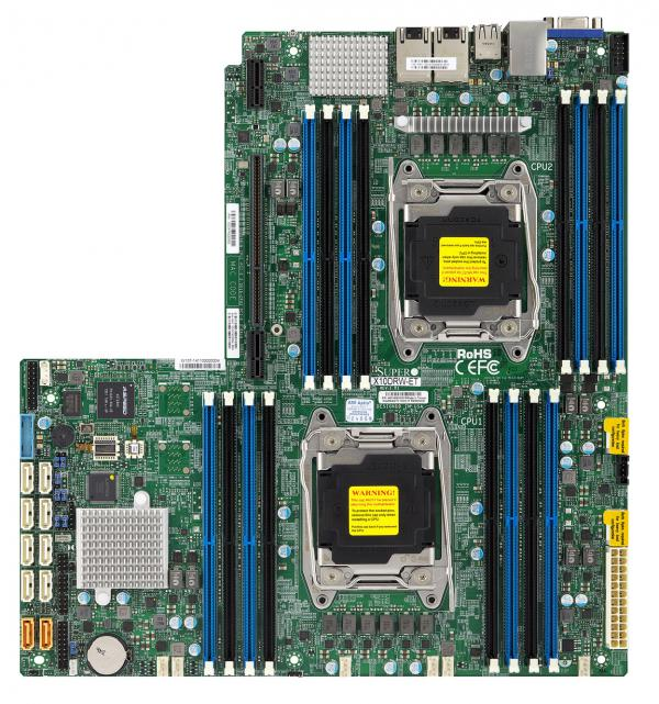 Supermicro Motherboard Xeon Boards X10DRW-E