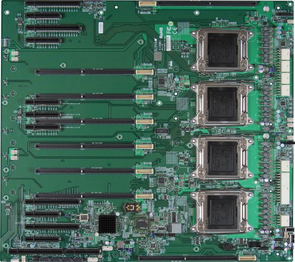 Supermicro Motherboard Xeon Boards X10QBI