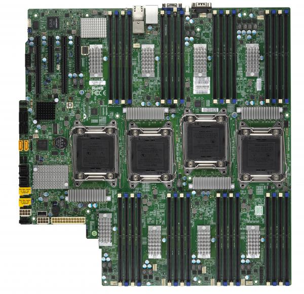 Supermicro Motherboard Xeon Boards X10QBL-4CT