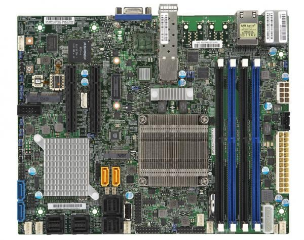 Supermicro Motherboard Xeon Boards X10SDV-7TP4F