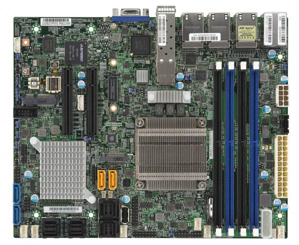 Supermicro Motherboard Xeon Boards X10SDV-7TP8F
