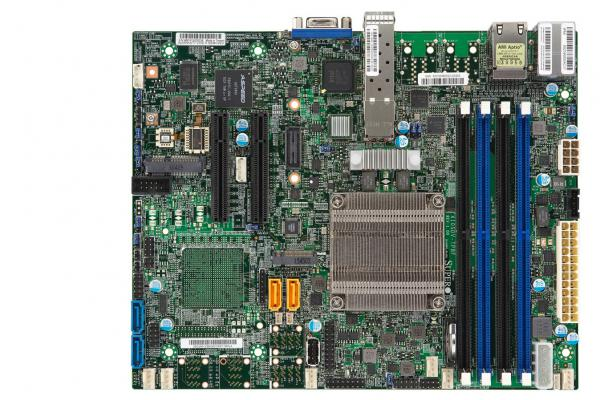 Supermicro Motherboard Xeon Boards X10SDV-2C-TP4F