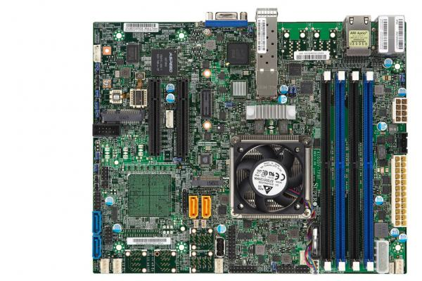 Supermicro Motherboard Xeon Boards X10SDV-4C+-TP4F