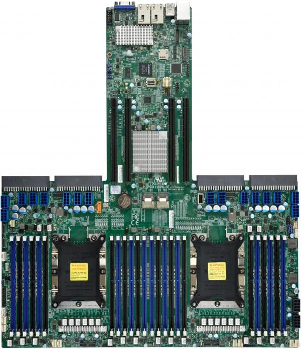 Supermicro Motherboard Xeon Boards X11DPG-OT-CPU
