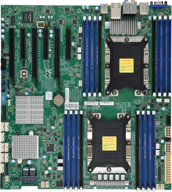 Supermicro Motherboard Xeon Boards X11DAC