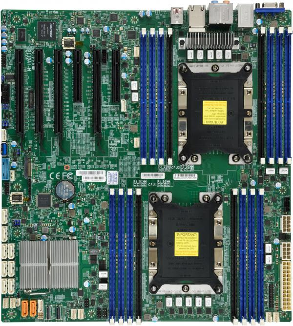 Supermicro Motherboard Xeon Boards X11DAi-N