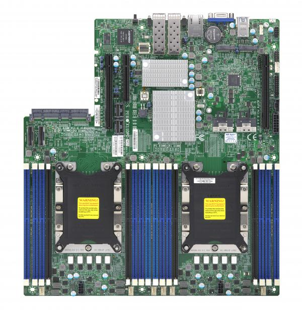 Supermicro Motherboard Xeon Boards X11DPD-M25